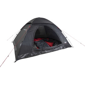 High Peak Monodome XL Tent, zwart